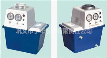 SHZ-IIIA全不锈钢双表双抽循环水真空泵