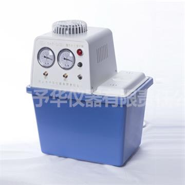 SHZ-D(III)不锈钢双表双抽循环水真空泵