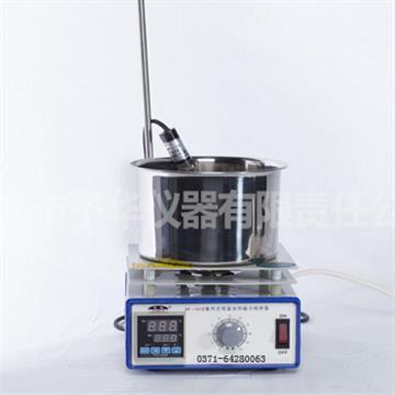 DF-101D系列集热式磁力搅拌器