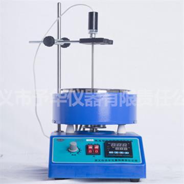 SZCL-3A智能控温磁力搅拌器