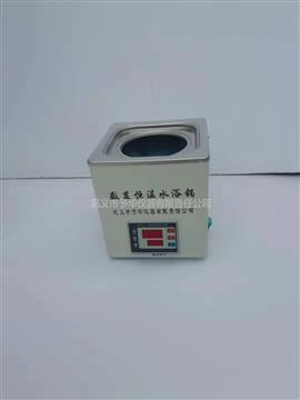 HH-S1/ZK1单孔数显控温恒温水浴锅