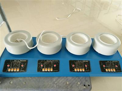 ZNCL-DL智能多联搅拌电热套